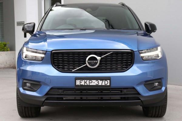 2021 Volvo XC40 XZ T5 Recharge PHEV Suv Image 5