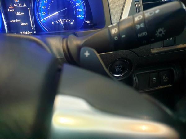 2017 Toyota Aurion GSV50R Sportivo Sedan