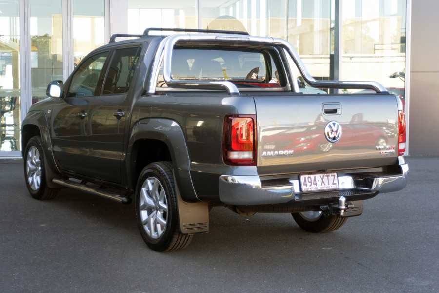 2017 MY18 Volkswagen Amarok 2H MY18 TDI550 Utility Mobile Image 22