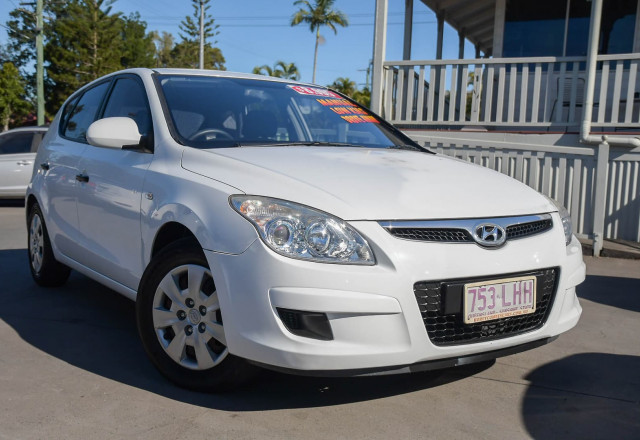 2008 MY09 Hyundai i30 FD SX Hatchback