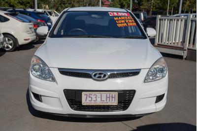 2008 MY09 Hyundai i30 FD SX Hatchback Image 4
