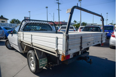 2005 Ford Falcon Ute BA Mk II XLS Cab chassis Image 3