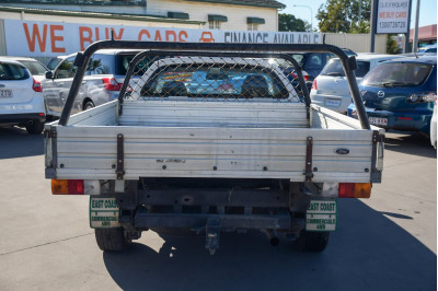2005 Ford Falcon Ute BA Mk II XLS Cab chassis Image 4