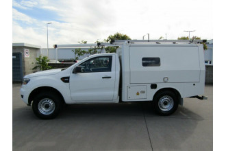 2017 MY18.00 Ford Ranger PX MkII 2018.00MY XL Hi-Rider Cab chassis Image 4