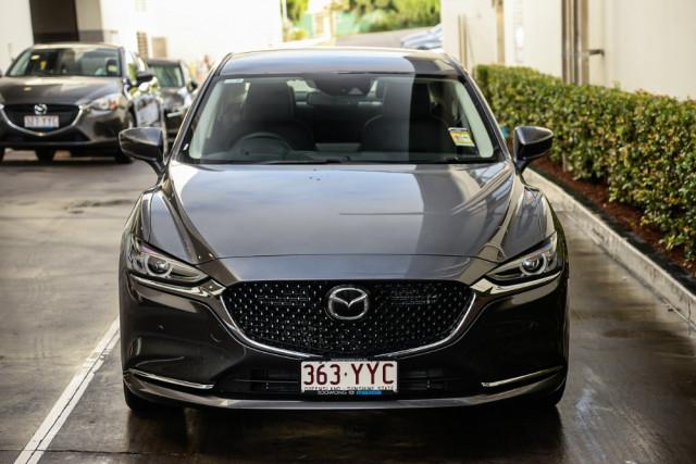 2019 Mazda 6 GL Series GT Sedan Sedan Image 3