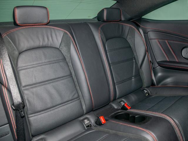 2017 Mercedes-Benz C Mercedes-Amg C 43 Auto 43 Coupe