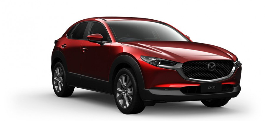2020 Mazda CX-30 DM Series G20 Evolve Wagon Image 6