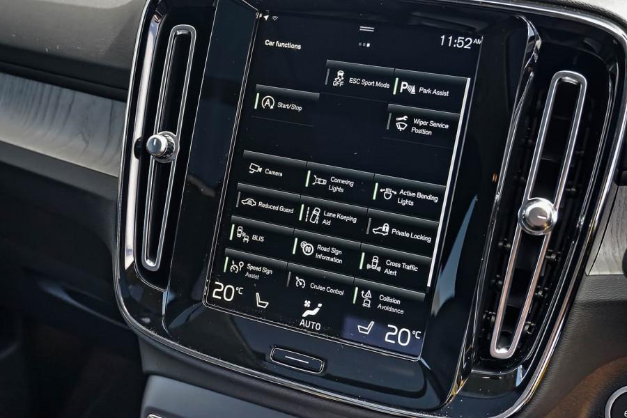 2020 MY21 Volvo XC40 XZ T4 Inscription Suv Image 10