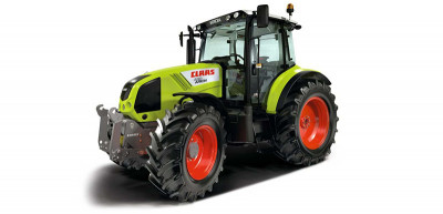 New CLAAS ARION 410-430