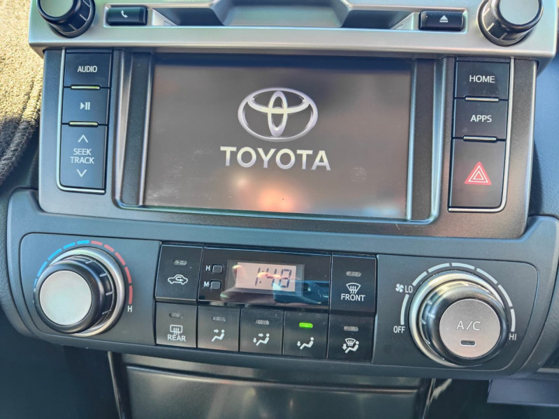 2017 Toyota Landcruiser Prado GDJ150R GX Suv