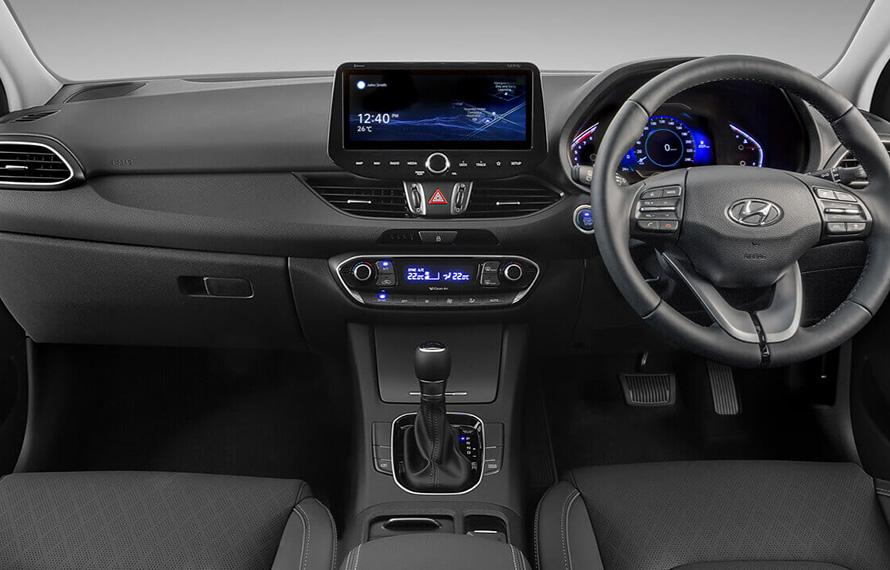 i30 Hatch The beauty in the detail.