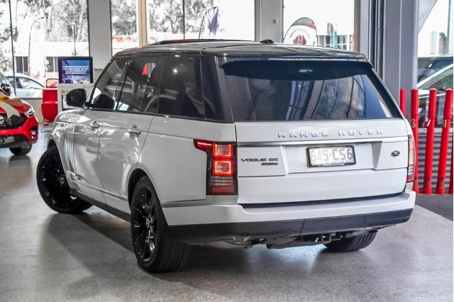 2015 Land Rover Range Rover L405 MY15.5 SDV6 Hybrid Vogue SE Suv