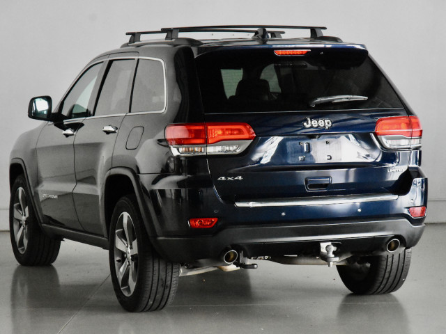 2014 Jeep Grand Cherokee WK MY2014 Limited Suv