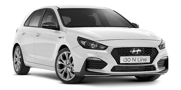 2019 MY20 Hyundai i30 PD.3 N Line Hatch