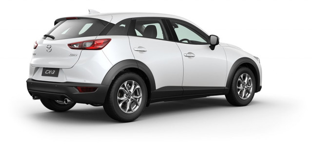 2021 MY0  Mazda CX-3 DK Maxx Sport Suv Mobile Image 12