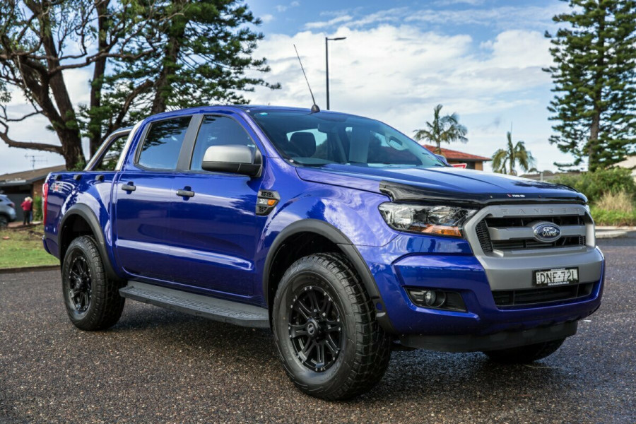 2016 Ford Ranger PX MkII XLS Ute