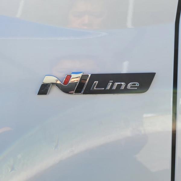 2021 Hyundai Sonata DN8.V1 N Line Sedan
