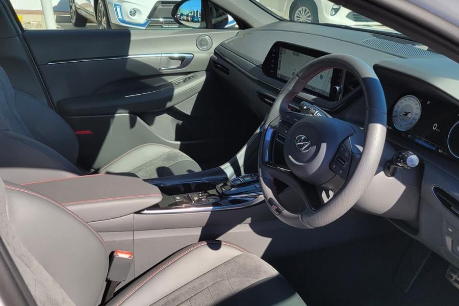 2021 Hyundai Sonata DN8.V1 N Line Sedan Image 7