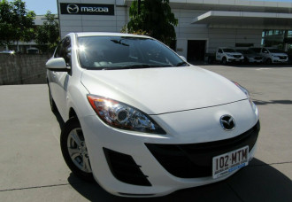 Mazda 3 Maxx Activematic BL10F1