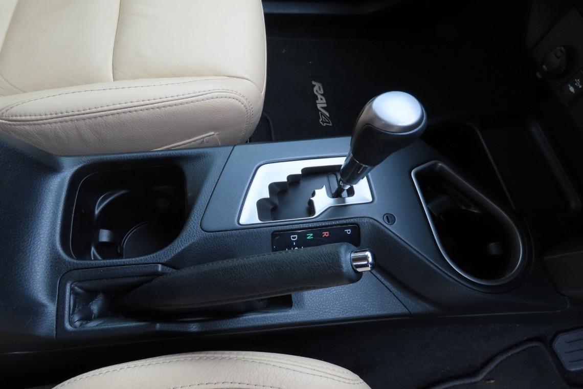 2018 Toyota RAV4 ASA44R GXL Suv