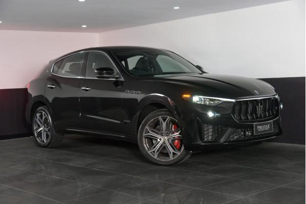 2019 Maserati Levante Maserati Gransport Suv