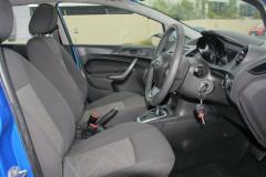 2015 Ford Fiesta WZ MY15 Ambiente PwrShift Hatchback