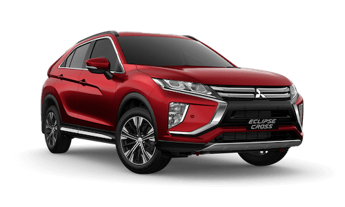 18MY ECLIPSE CROSS LS 2WD CVT AUTO