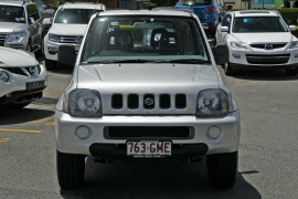 2001 Suzuki Jimny SN413 JLX Hardtop