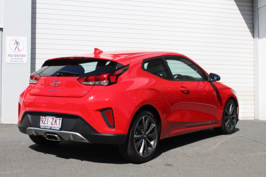 2019 MY20 Hyundai Veloster JS Veloster Coupe Image 17