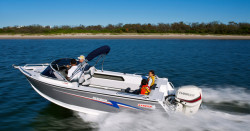 New Stacer 539 Bay Master