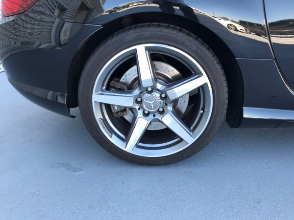 2013 Mercedes-Benz Slk-class R172 SLK55 AMG Convertible Image 5
