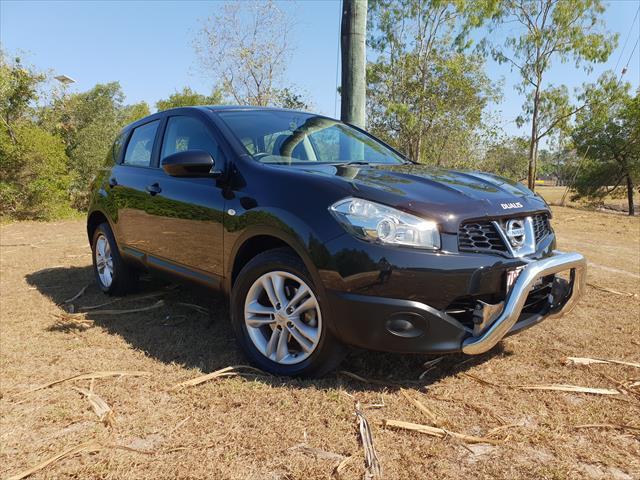 Nissan DUALIS ST J10W Series 3
