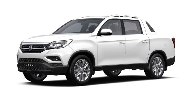 2019 SsangYong Musso Q200 Ultimate Dual cab