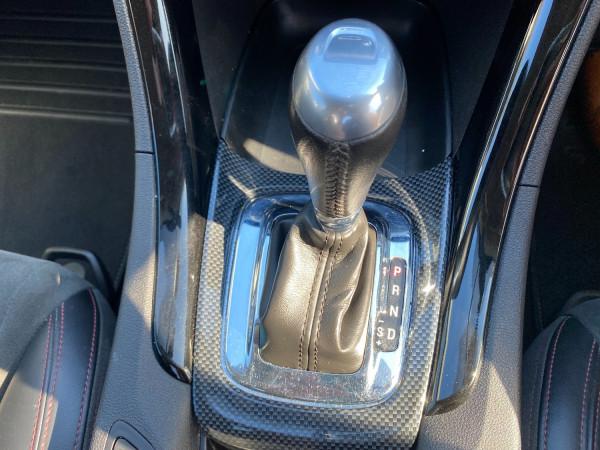 2016 Holden Commodore VF II  SV6 Black Utility