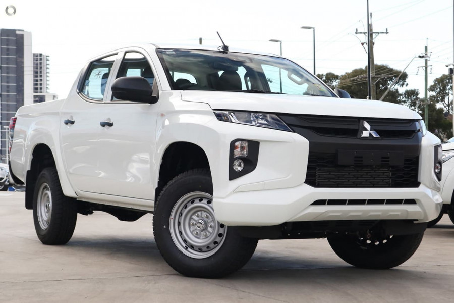 2019 Mitsubishi Triton MR GLX ADAS Double Cab Pick Up 4WD Utility