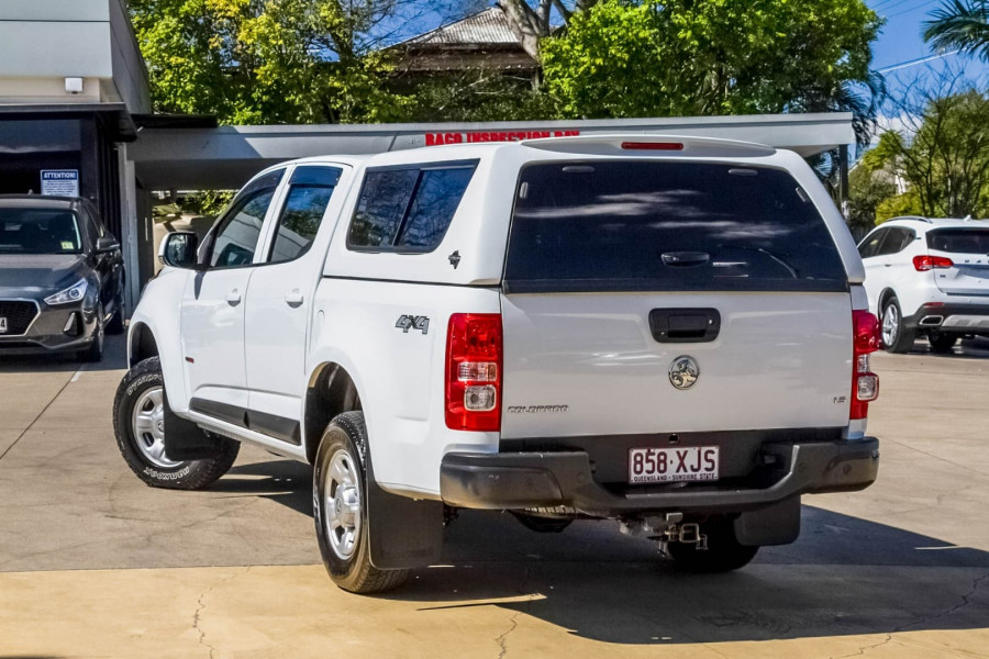 2017 MY18 Holden Colorado RG LS Utility