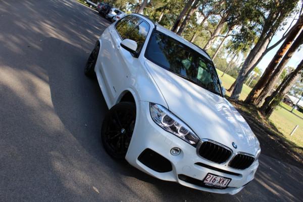 BMW X5 WAG F1