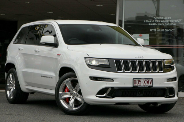 Jeep Grand Cherokee SRT-8 WK MY2013