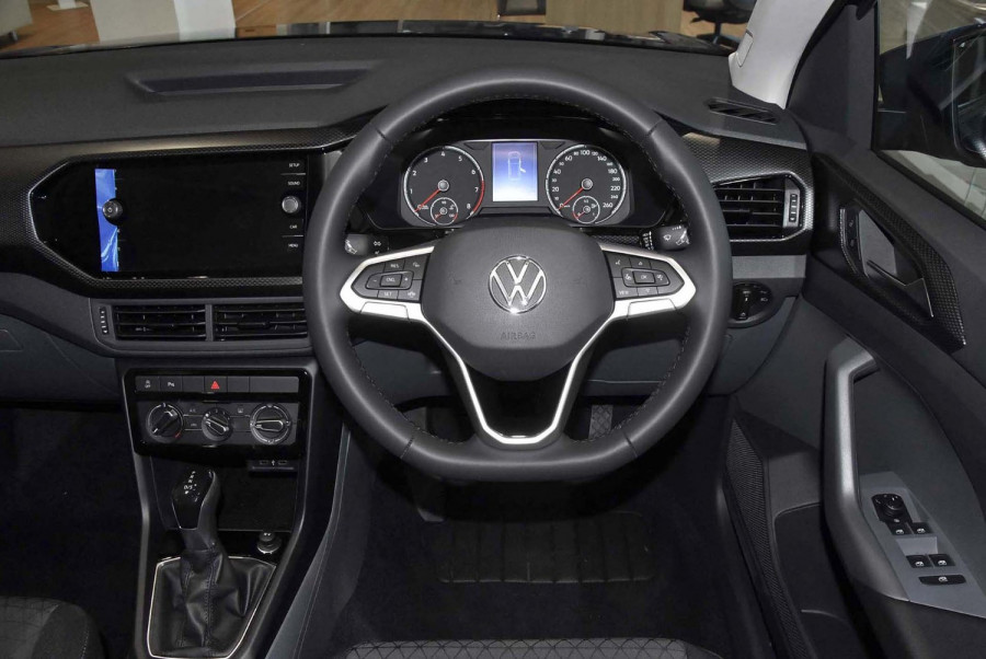 2020 MY21 Volkswagen T-Cross C1 85TSI Life Wagon Image 8