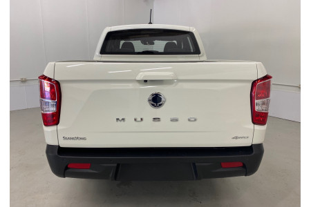 2020 SsangYong Musso XLV Q201 ELX Utility Image 3