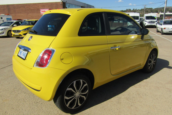 2008 Fiat 500 Series 1 Pop Hatch