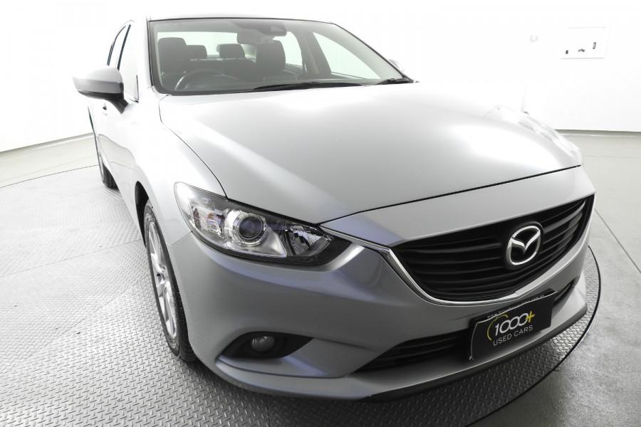 2016 Mazda 6 GJ1032 Sport Sedan
