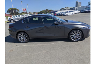 2019 Mazda Mazda3 BP G20 Evolve Sedan Sedan Image 5
