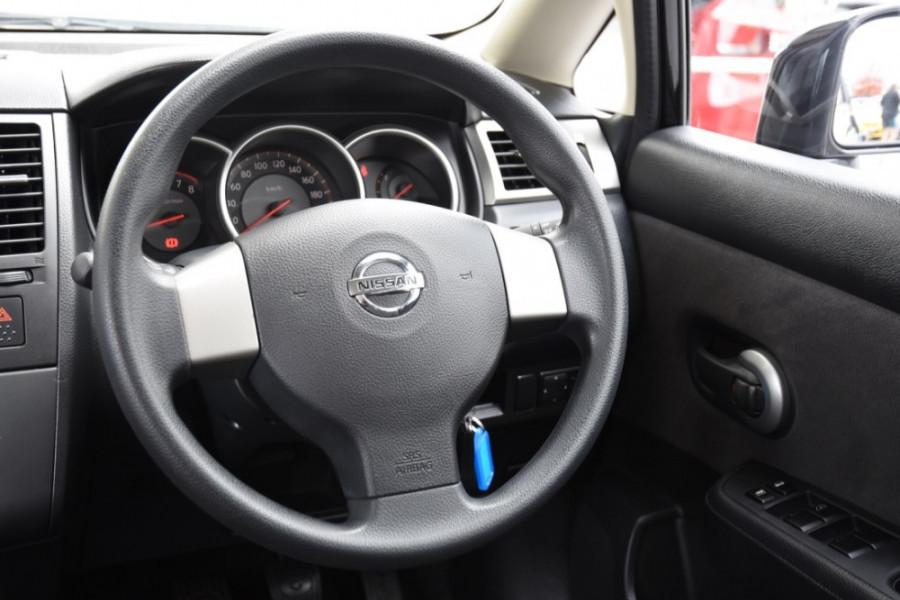 2007 Nissan Tiida C11 MY07 ST-L Hatch Image 9
