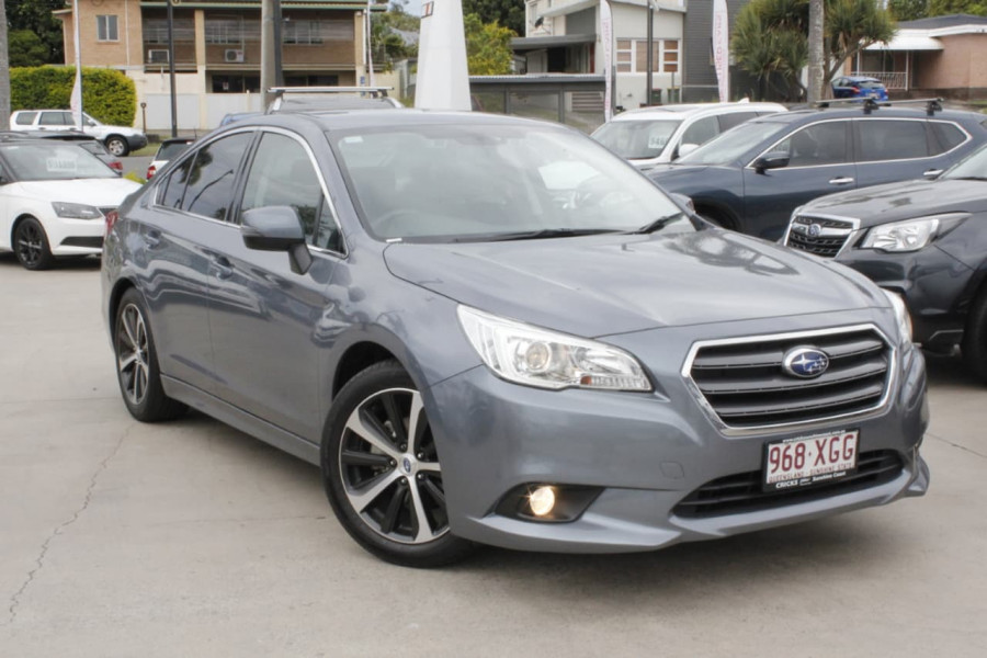 2017 Subaru Liberty 6GEN 2.5i Sedan
