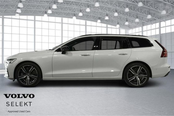 2019 Volvo V60 (No Series) MY20 T5 R-Design Wagon Image 2