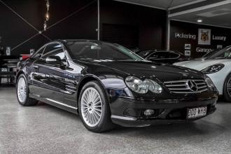 2002 MY03 Mercedes-Benz SL-Class R230 SL55 AMG Convertible Image 5