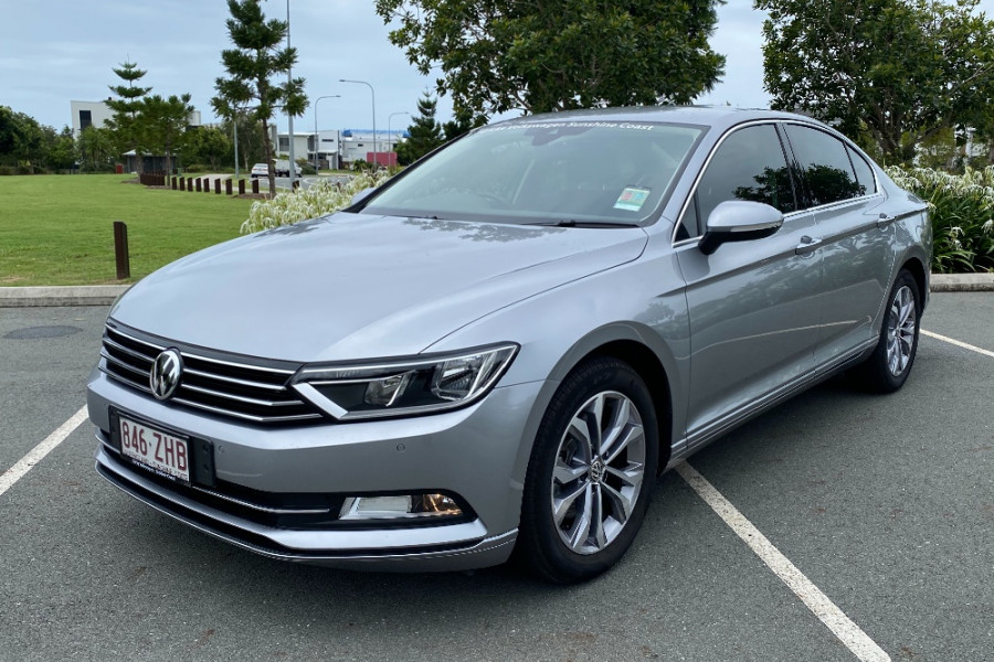 2019 Volkswagen Passat Sedan B8 132TSI Sedan