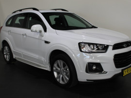 Holden Captiva LT CG Turbo