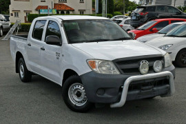 Toyota Hilux SR 4x2 GGN15R MY07